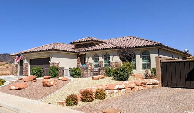1952 N Reserve Pkwy, Washington, UT 84780 (#1705196) :: Doxey Real Estate Group
