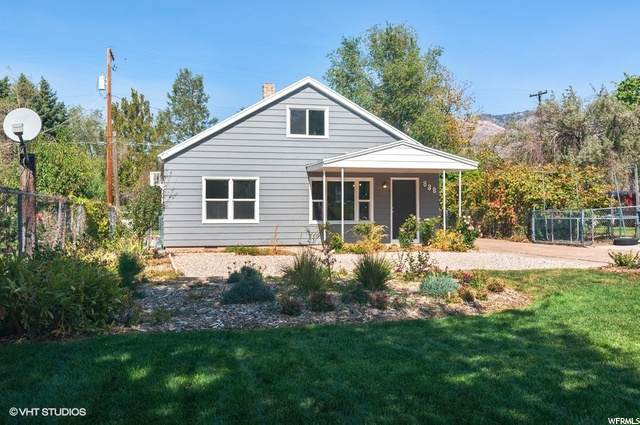 838 E 29TH S, Ogden, UT 84403 (#1705221) :: Powder Mountain Realty