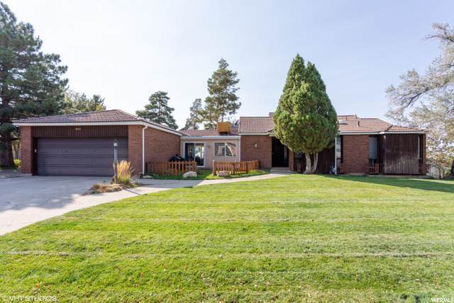 982 Mill St, Bountiful, UT 84010 (#1705249) :: Gurr Real Estate