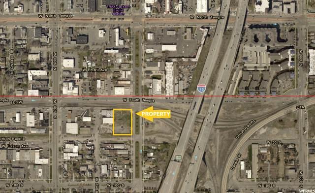 16 S 800 W, Salt Lake City, UT 84104 (#1705259) :: The Perry Group
