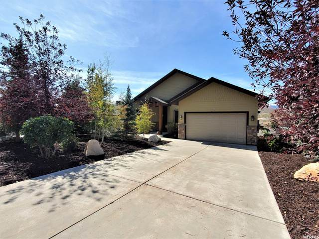 12295 Deer Mountain Blvd, Kamas, UT 84036 (#1705262) :: Bustos Real Estate | Keller Williams Utah Realtors