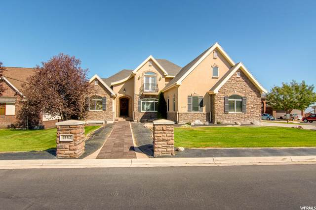1852 S Centennial Blvd E, Saratoga Springs, UT 84045 (#1705263) :: Big Key Real Estate