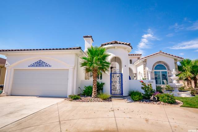 2608 W 550 N, Hurricane, UT 84737 (#1705268) :: Big Key Real Estate
