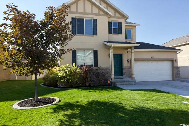 2139 W 125 S, Lehi, UT 84043 (#1705285) :: Powder Mountain Realty