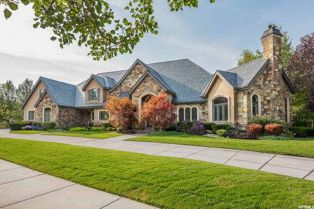 4301 N Stone Creek Ln, Provo, UT 84604 (#1705305) :: Doxey Real Estate Group