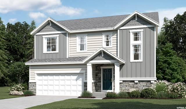 2042 N Elderberry Dr W #211, Saratoga Springs, UT 84045 (#1705323) :: RE/MAX Equity