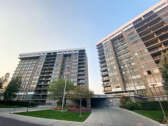 241 N Vine St 604 W, Salt Lake City, UT 84103 (MLS #1705331) :: Lawson Real Estate Team - Engel & Völkers