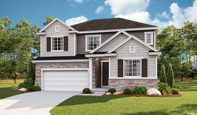 11902 S Signal Crest Dr W #144, Herriman, UT 84096 (#1705383) :: Bustos Real Estate | Keller Williams Utah Realtors