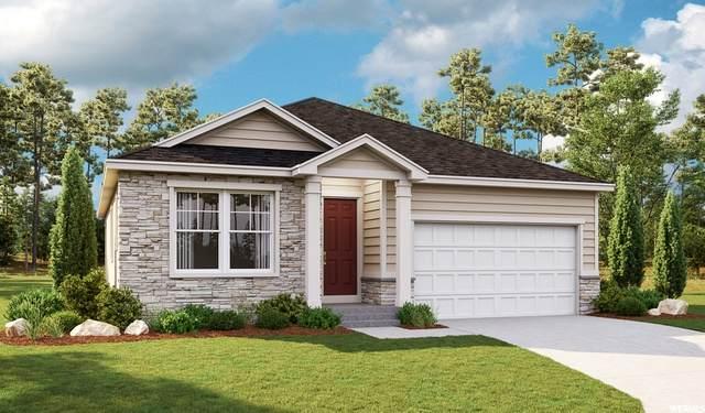 11877 S Teton Park Dr W #136, Herriman, UT 84096 (#1705402) :: Bustos Real Estate | Keller Williams Utah Realtors
