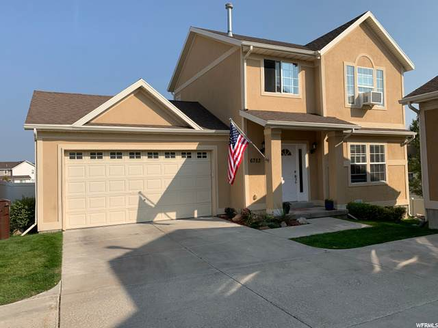 6753 W Bottlebrush Ln, West Jordan, UT 84081 (#1705411) :: Doxey Real Estate Group