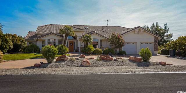 101 S Padre Canyon Dr, Ivins, UT 84738 (#1705451) :: Pearson & Associates Real Estate
