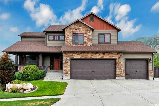 47 E Camden Way, Farmington, UT 84025 (#1705465) :: Doxey Real Estate Group