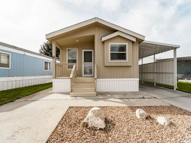 3800 S 1900 W #57, Roy, UT 84067 (#1705502) :: Exit Realty Success