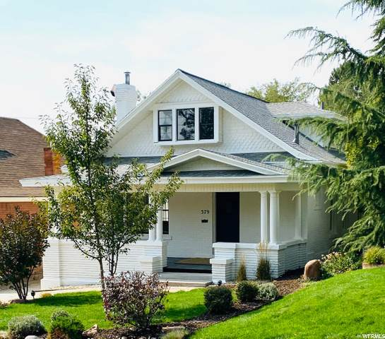 379 N G St E, Salt Lake City, UT 84103 (#1705519) :: Pearson & Associates Real Estate