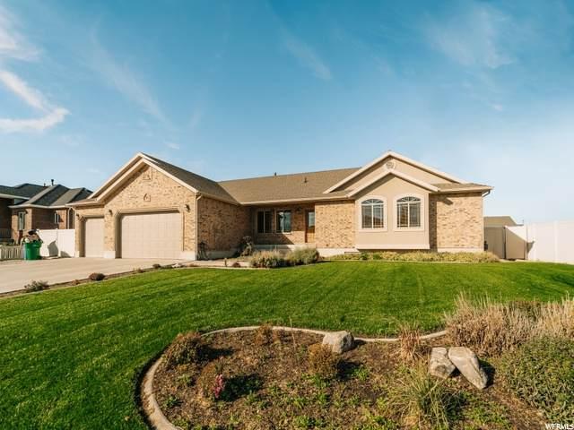 4863 S 5225 W, Hooper, UT 84315 (#1705526) :: Pearson & Associates Real Estate