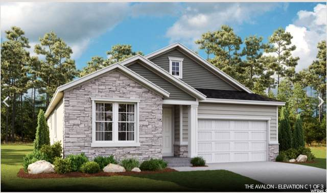 6212 W Teton Park Dr S #121, Herriman, UT 84096 (#1705582) :: Bustos Real Estate | Keller Williams Utah Realtors