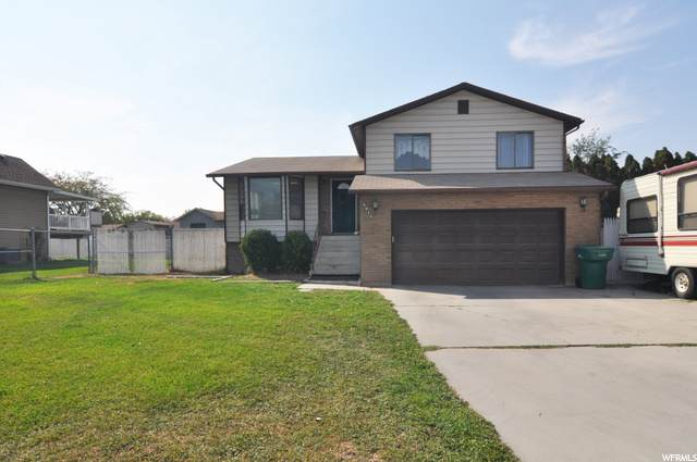 5915 S 3950 W, Roy, UT 84067 (#1705592) :: Doxey Real Estate Group