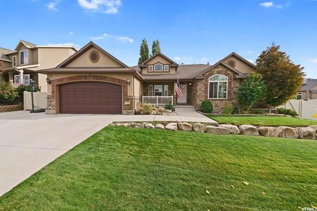 2575 W 2350 N, Lehi, UT 84043 (#1705624) :: Powder Mountain Realty