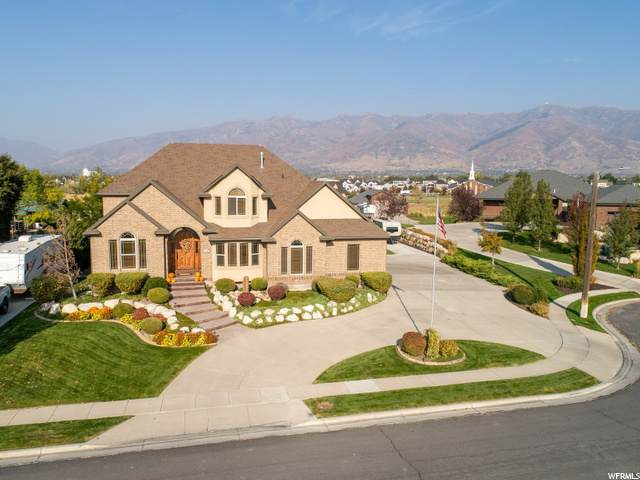 1168 Hanline Cir, Kaysville, UT 84037 (#1705631) :: Powder Mountain Realty