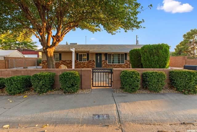 484 Huntington Hill Rd, Washington, UT 84780 (#1705633) :: Big Key Real Estate