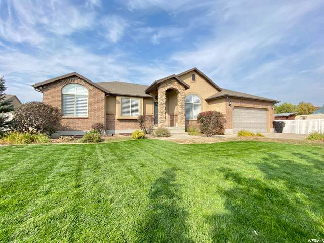 7437 S 1550 E, South Weber, UT 84405 (#1705634) :: Doxey Real Estate Group