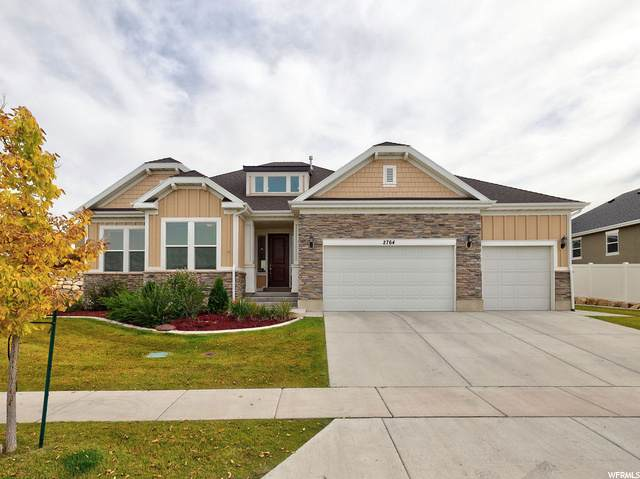 2764 N Trail Side Dr E, Lehi, UT 84043 (#1705637) :: Gurr Real Estate