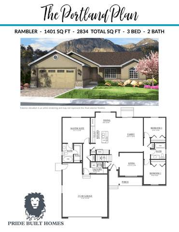 1282 N 300 W #424, Tooele, UT 84074 (#1705639) :: Doxey Real Estate Group