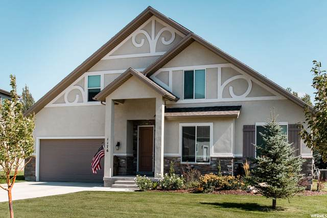 1176 N Canyon View Rd W, Midway, UT 84049 (#1705656) :: The Fields Team