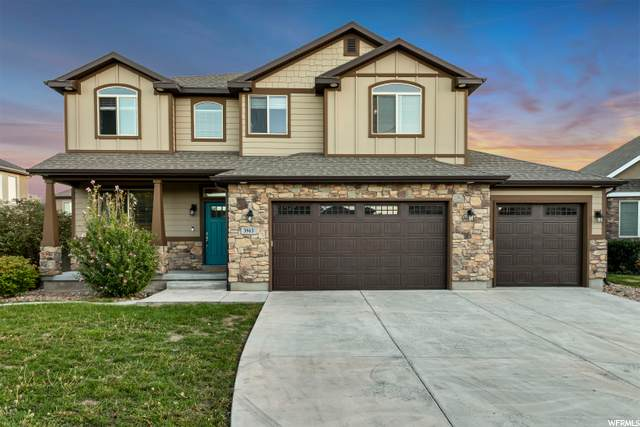 3963 W Oregon Dune Ct, South Jordan, UT 84009 (#1705680) :: Powder Mountain Realty