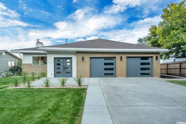 4632 S Idlewild Rd, Salt Lake City, UT 84124 (#1705687) :: Gurr Real Estate