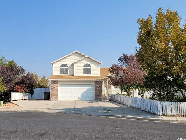 3751 S Pear Apple Cir W, West Valley City, UT 84119 (#1705695) :: Red Sign Team