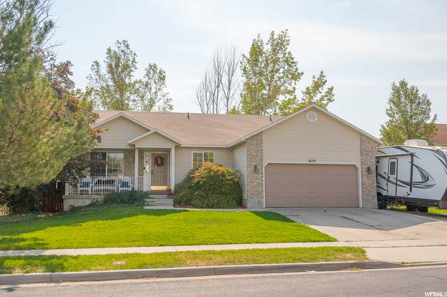 6191 W Rock Springs Ln S, Salt Lake City, UT 84118 (#1705729) :: The Fields Team