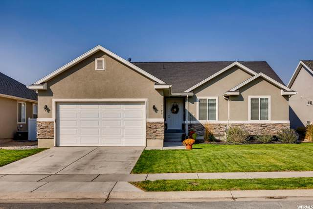 4175 N Lake Mountain Road W, Eagle Mountain, UT 84005 (#1705750) :: McKay Realty