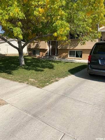 512 N 300 W, Vernal, UT 84078 (#1705763) :: Bustos Real Estate | Keller Williams Utah Realtors