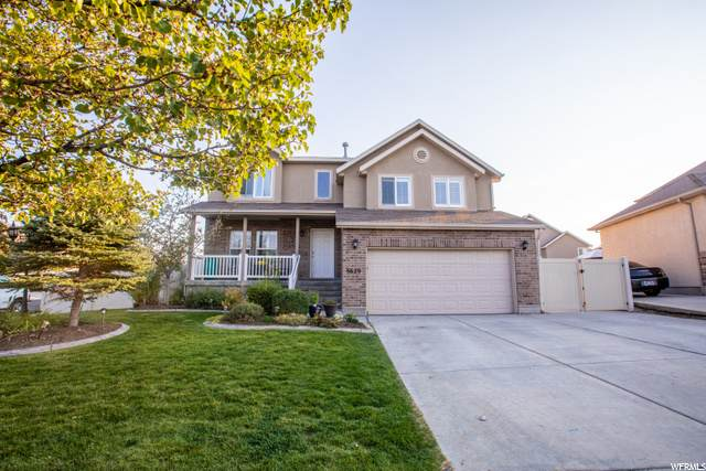 5629 W Pinecastle Dr, West Jordan, UT 84081 (#1705766) :: The Fields Team