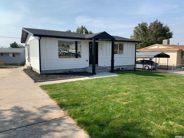 928 S Coleman St, Tooele, UT 84074 (#1705783) :: Powder Mountain Realty