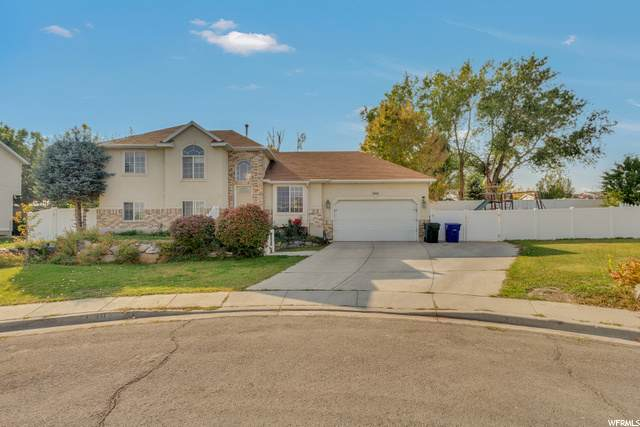 3740 S Suffolk Cir, West Valley City, UT 84119 (#1705830) :: Red Sign Team