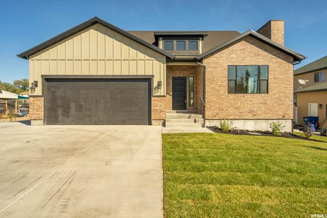 6038 W 13100 S, Herriman, UT 84096 (#1705864) :: RE/MAX Equity