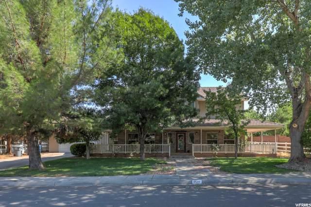 1511 S Southern Trails Cir, Washington, UT 84780 (#1705918) :: Big Key Real Estate