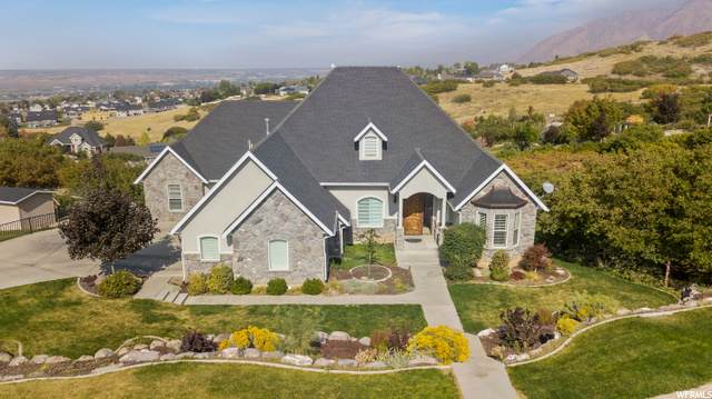 92 W Salem Hills Dr, Elk Ridge, UT 84651 (#1705966) :: Powder Mountain Realty