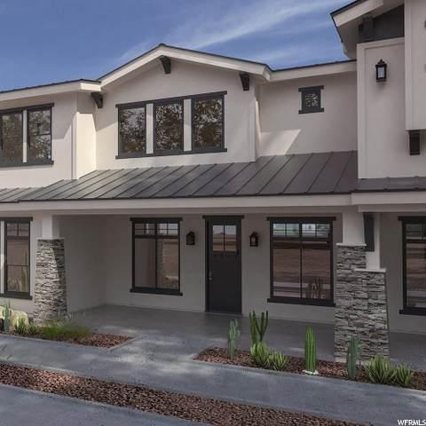 687 S Guy Ln #4, Ivins, UT 84738 (#1705980) :: Bustos Real Estate | Keller Williams Utah Realtors