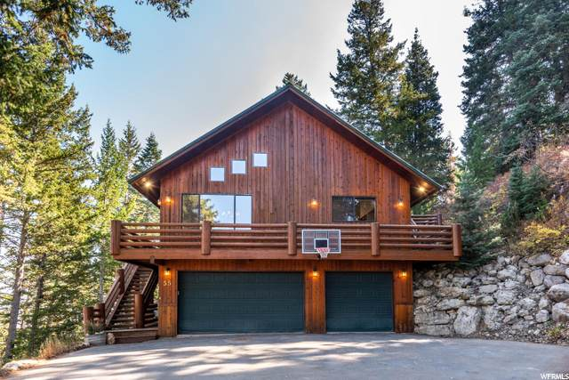 55 Matterhorn Ter, Park City, UT 84098 (#1706031) :: Gurr Real Estate