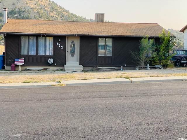 812 Castle Gate Road, Helper, UT 84526 (MLS #1706060) :: Lawson Real Estate Team - Engel & Völkers