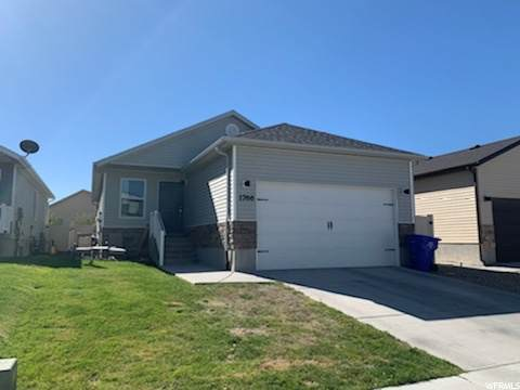 1766 E Tumwater Ln, Eagle Mountain, UT 84005 (#1706084) :: Powder Mountain Realty