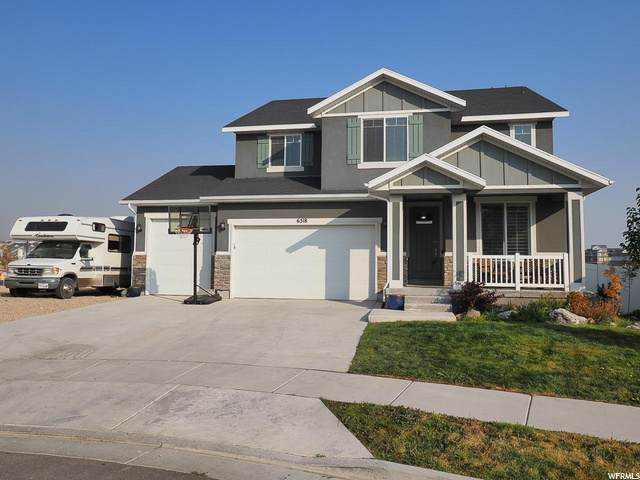 6518 W 7830 S, West Jordan, UT 84081 (#1706089) :: Doxey Real Estate Group