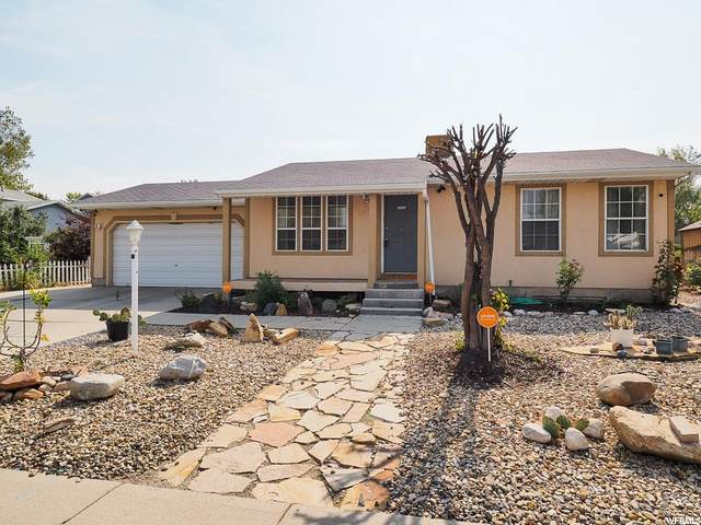 5719 W 4510 S, West Valley City, UT 84128 (#1706094) :: The Perry Group