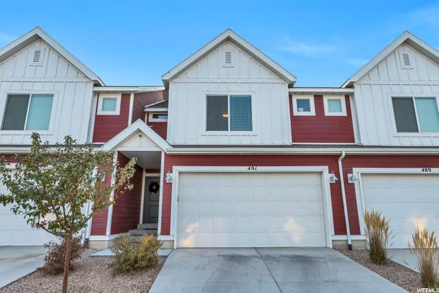491 S Fox Chase Ln, Saratoga Springs, UT 84045 (#1706095) :: Powder Mountain Realty