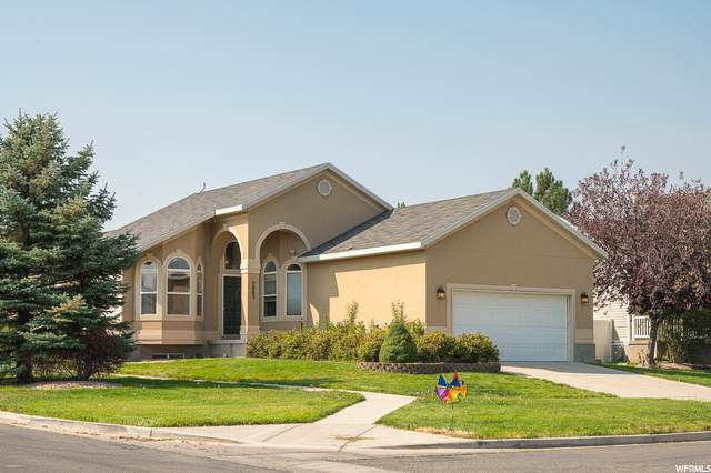 5863 W Vogue Ct S, Herriman, UT 84096 (#1706108) :: Doxey Real Estate Group