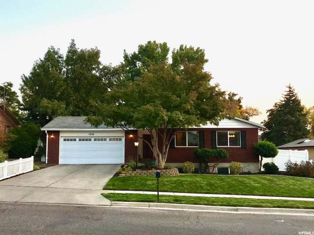 1056 E Eastridge Rd S, Sandy, UT 84094 (#1706119) :: Doxey Real Estate Group