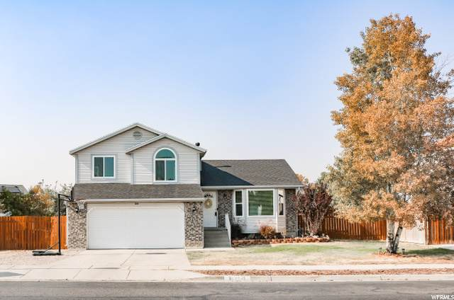 6454 S Wakefield Way W, Salt Lake City, UT 84118 (#1706125) :: The Fields Team